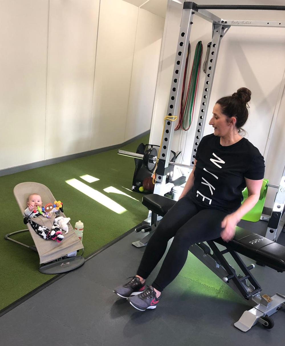The Mum Club fit club at Move4 Physio Northampton