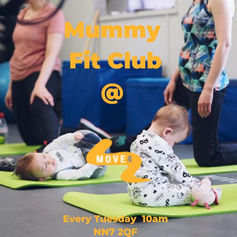 Mummy Fit Club at Move4 Physio Northampton