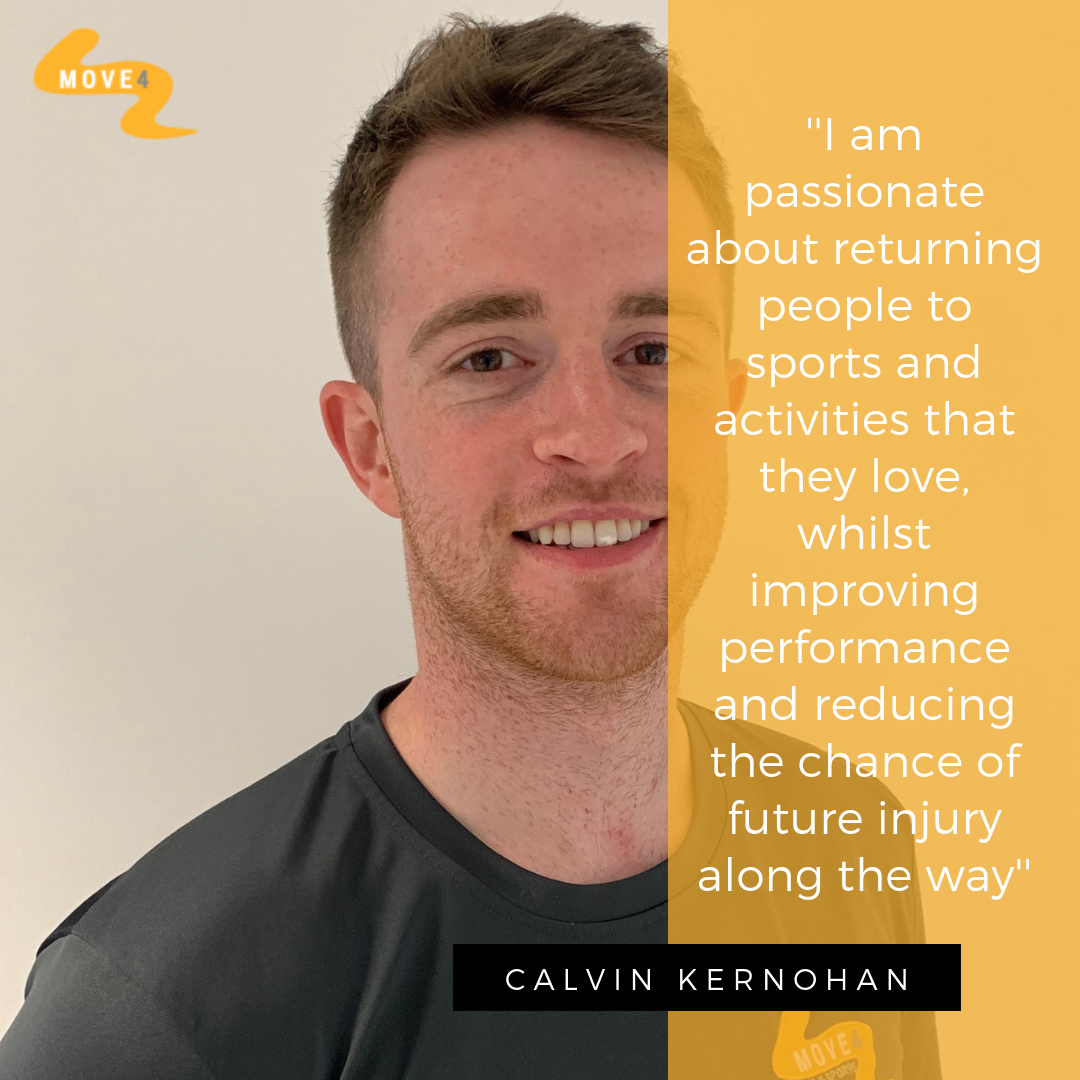 Calvin Kernohan Move4 Physio Northampton Northampton Saints RFC
