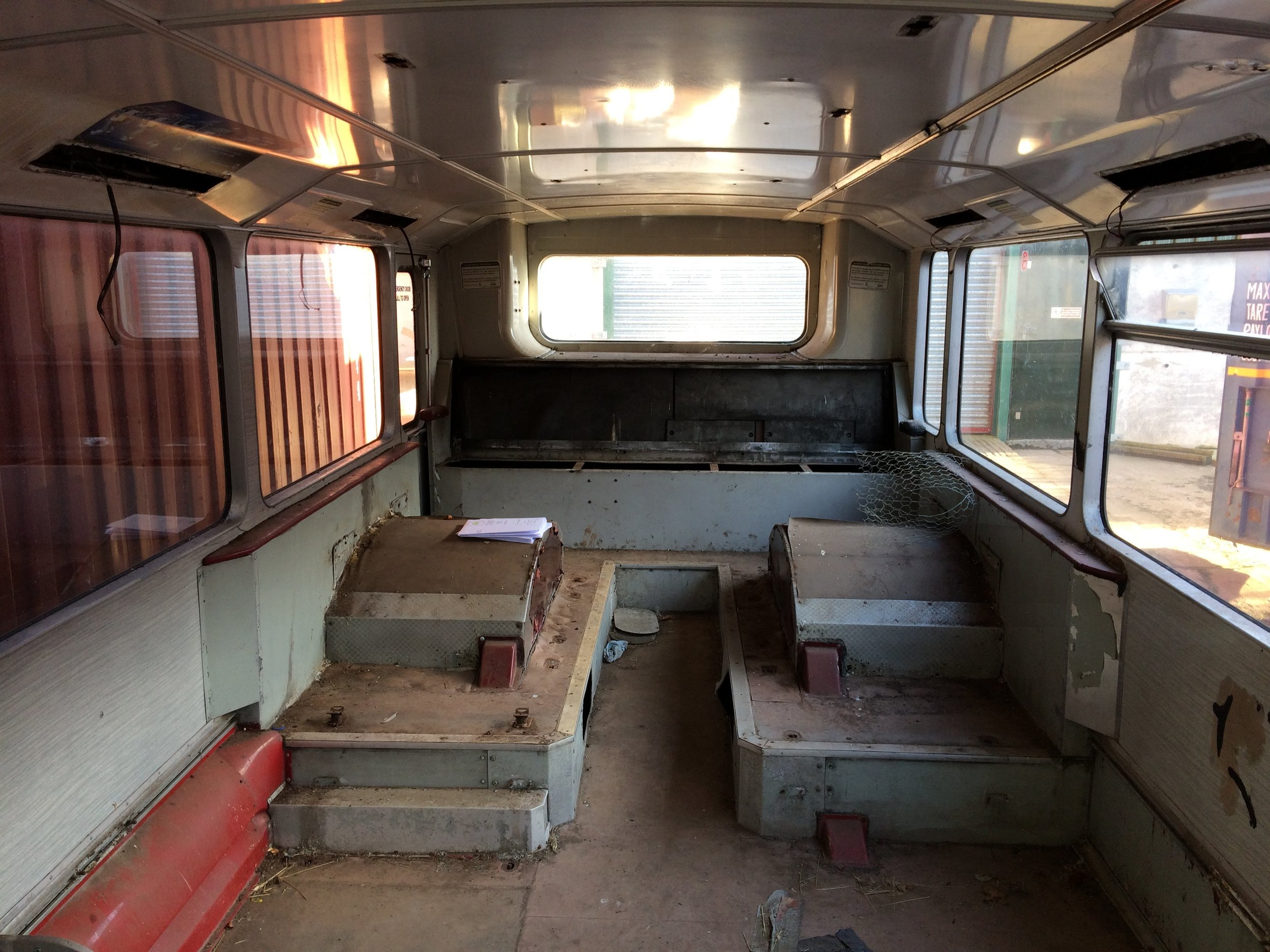 Bus Conversion Before Exterior 03