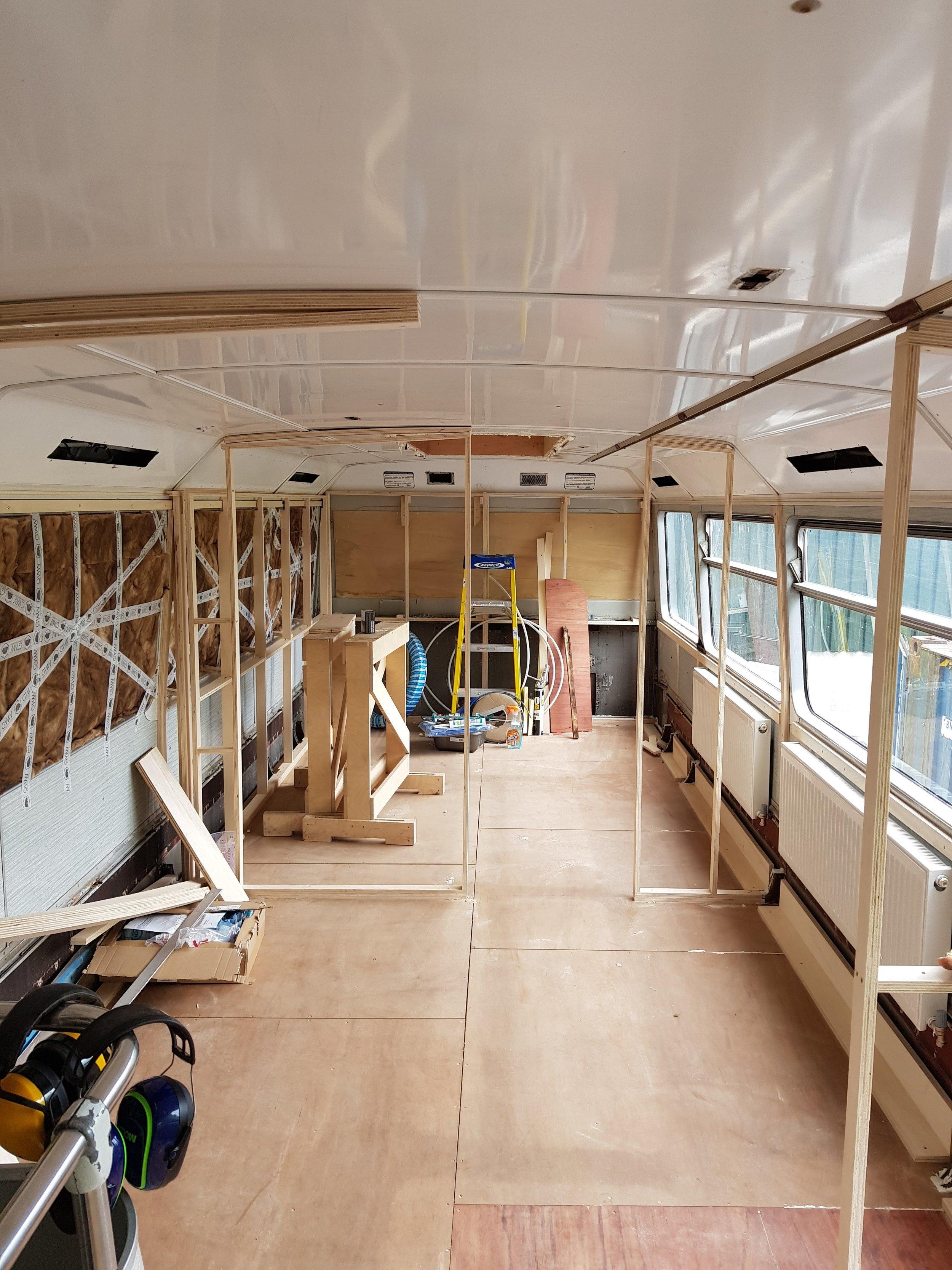 Bus Conversion Progress 03