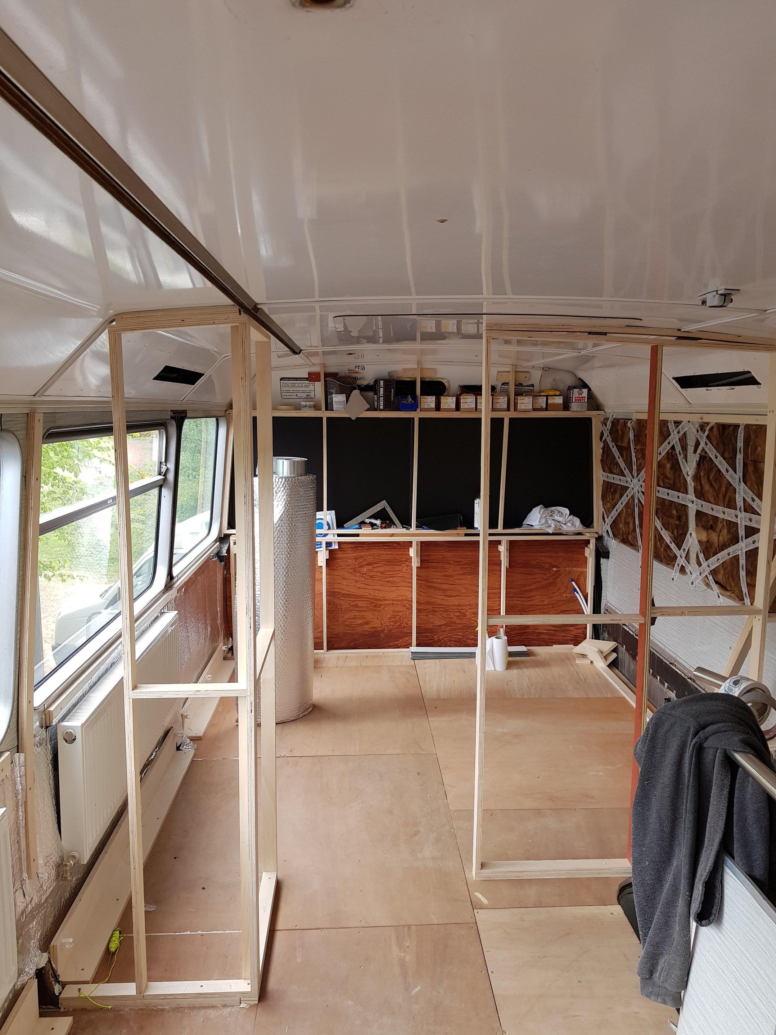 Bus Conversion Progress 04