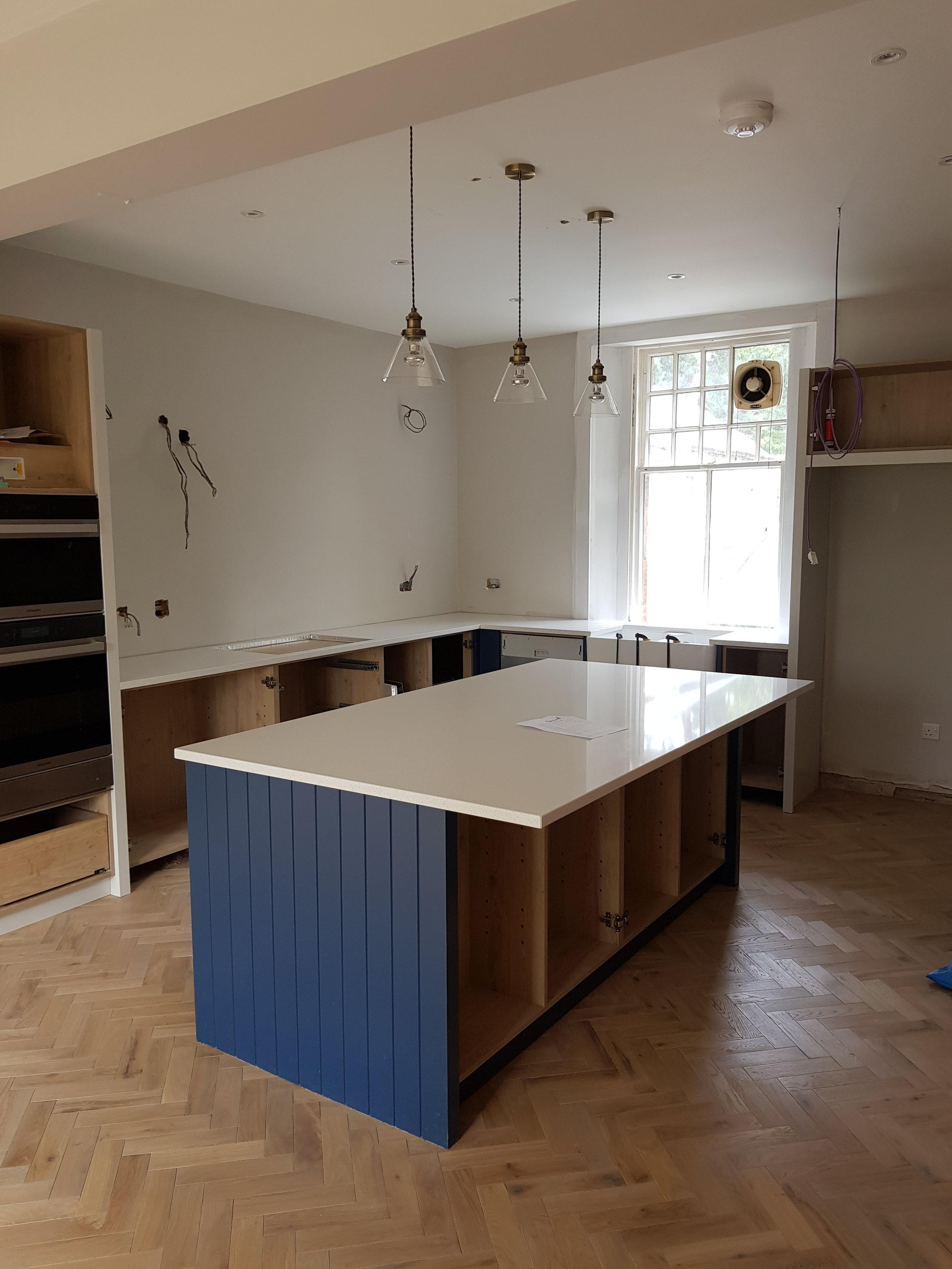 Kitchen Installation 01