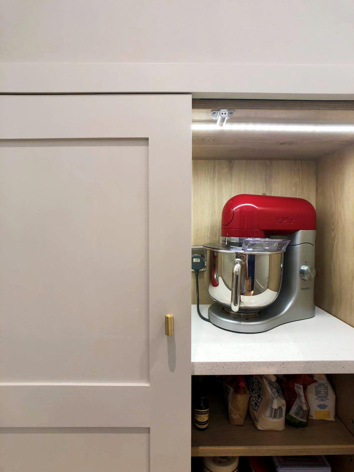 Bespoke Baking Cupboard 01