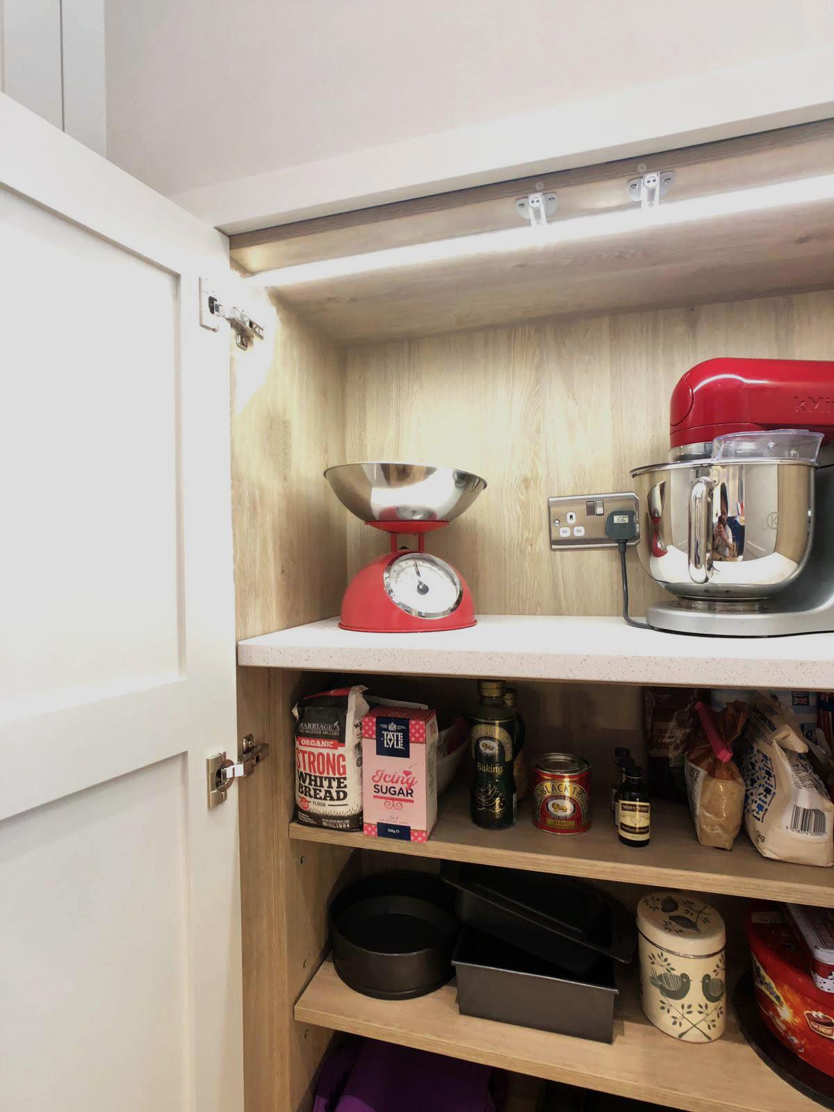 Bespoke Baking Cupboard 02