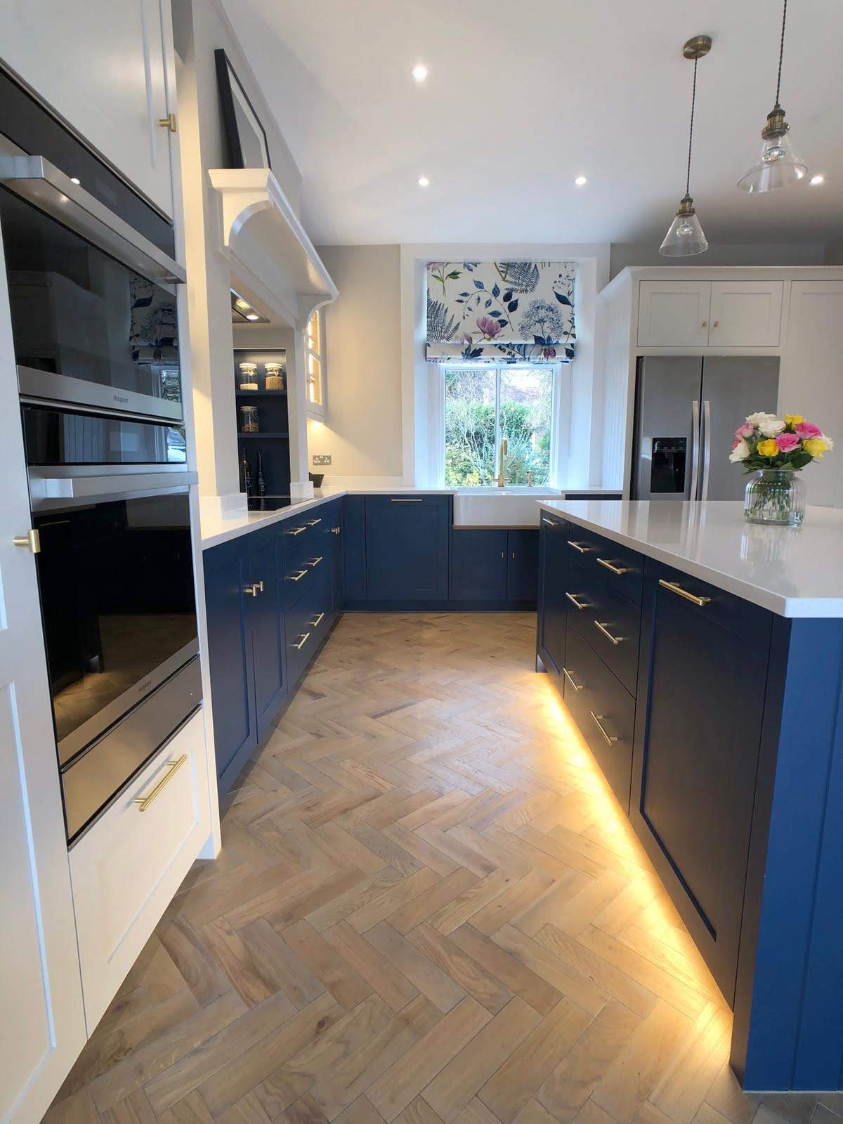 View to Kitchen Sink