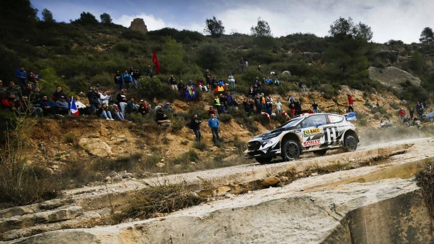 Photo Courtesy of the World Rally Championship