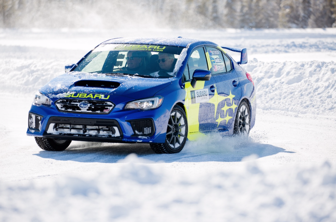 Photo Courtesy of Subaru Winter Experience