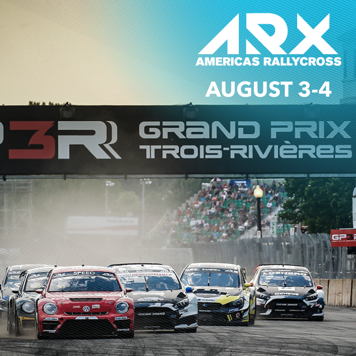 AUGUST 3-4 - ARX OF CANADAStreets of Trois-Rivieres,Quebec, Canada