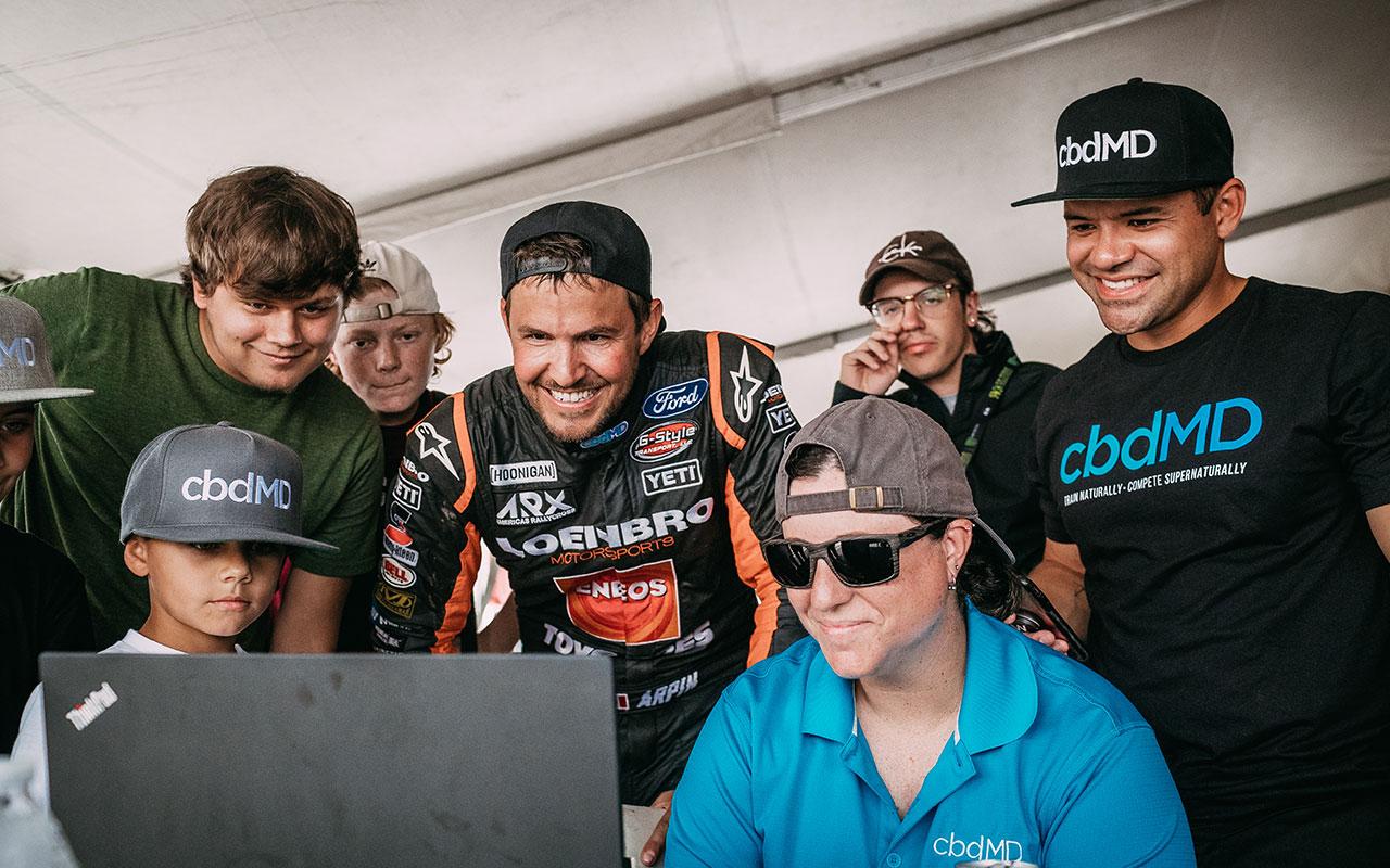 Photo Courtesy of Loenbro Motorsports