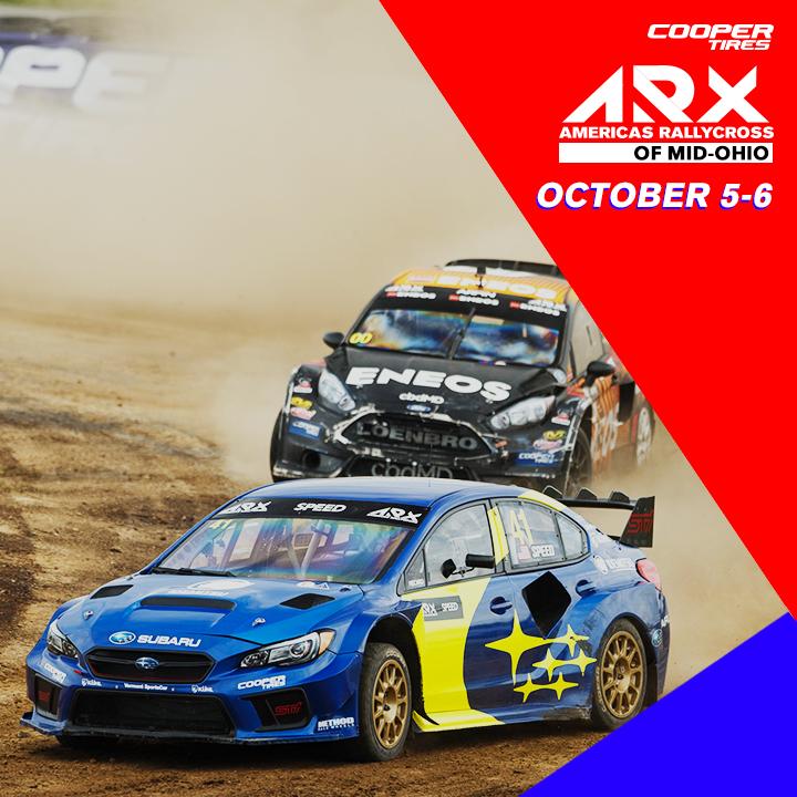 OCTOBER 5-6 - COOPER TIRES ARX OF MID-OHIOMid-Ohio Sports Car Course,Lexington, Ohio, USA