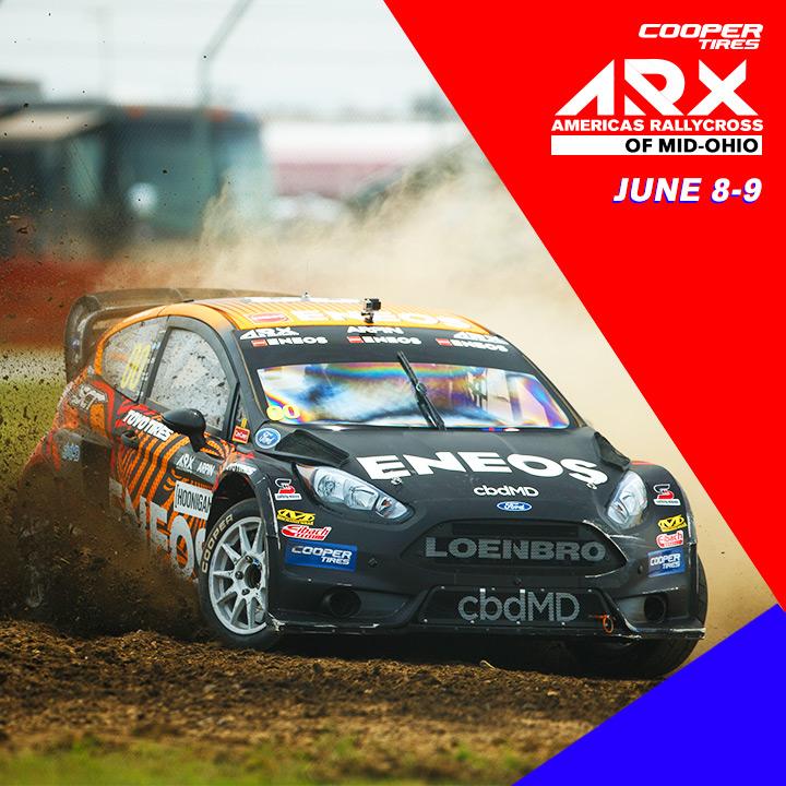 JUNE 8-9 - COOPER TIRES ARX OF MID-OHIOMid-Ohio Sports Car Course,Lexington, Ohio, USA