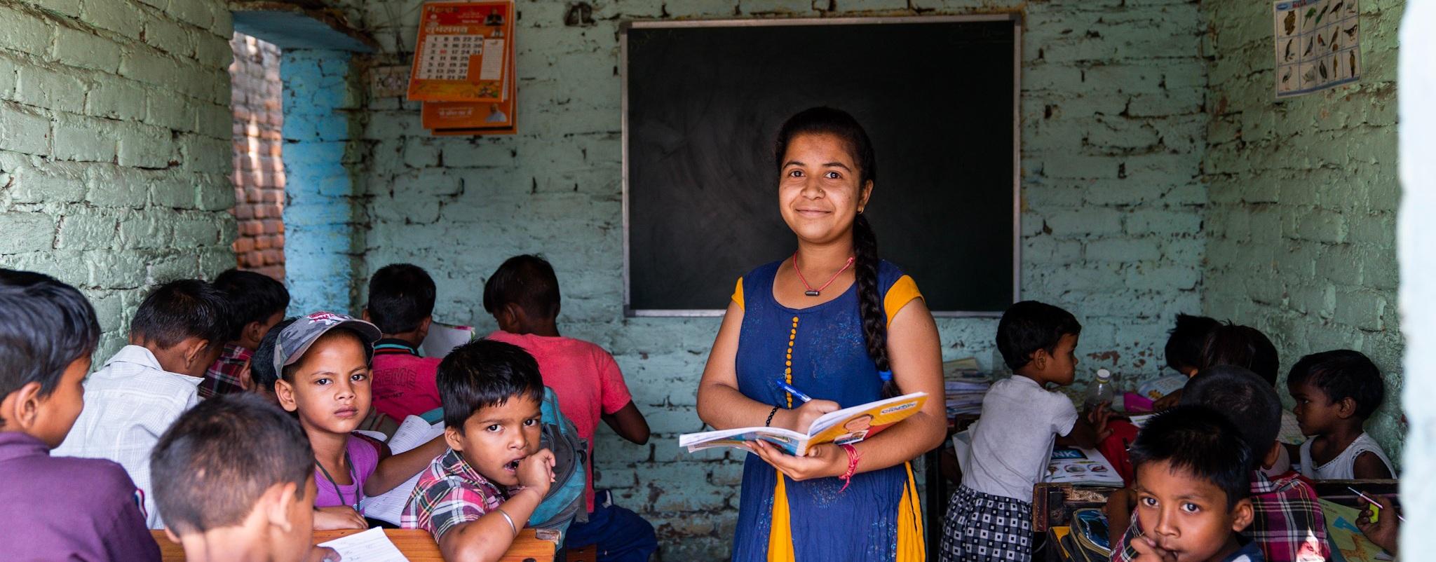 Rise+Slum+School