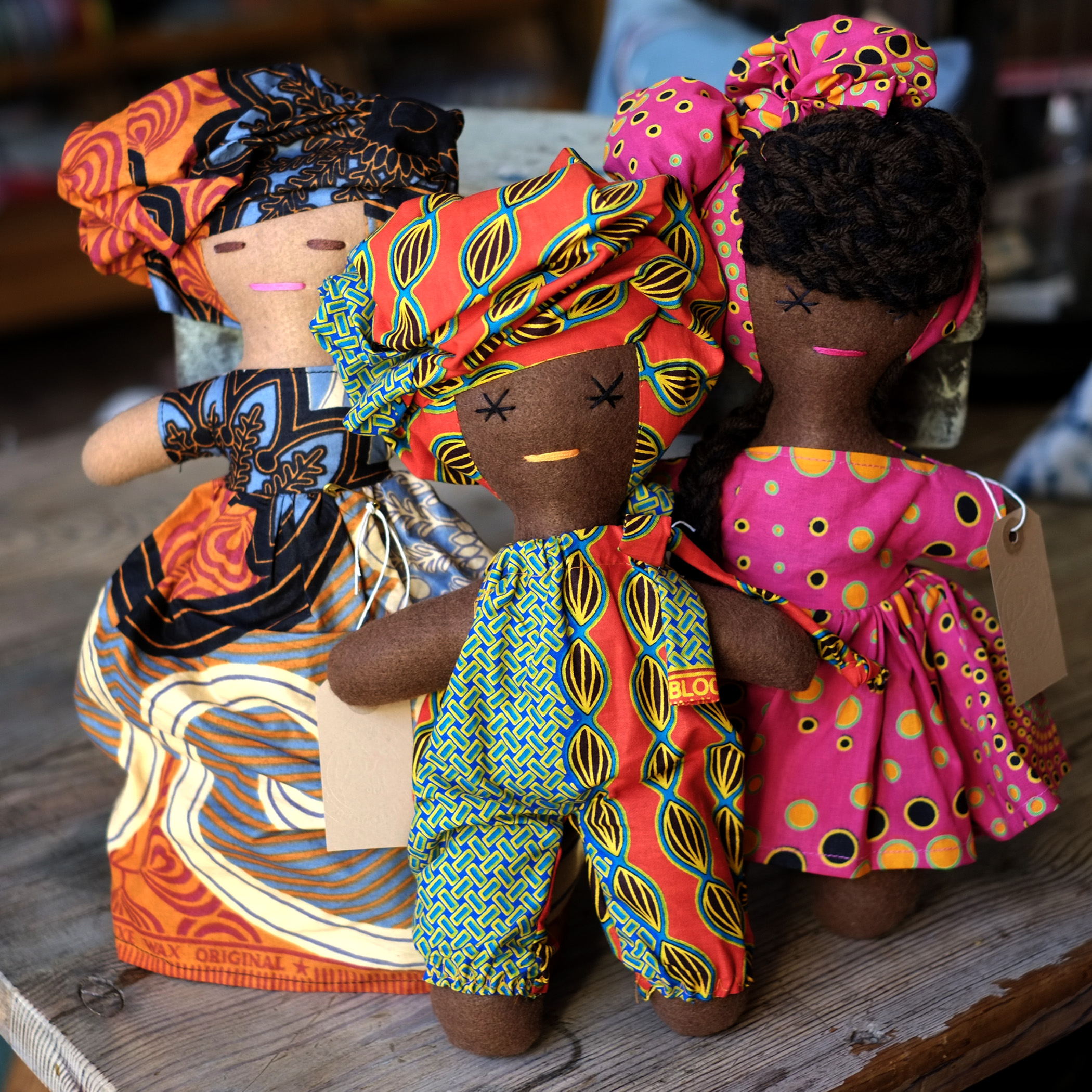 Dolls by Verona C