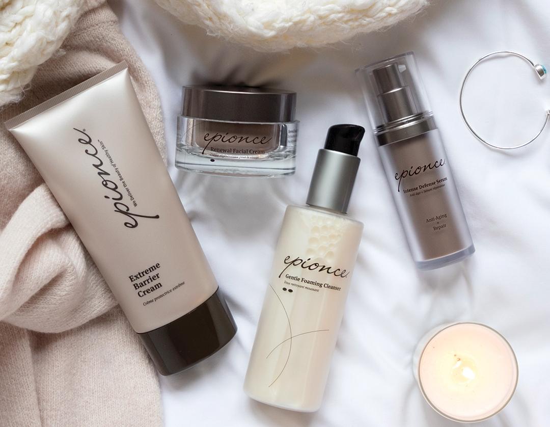 epionce skincare facial skin peels