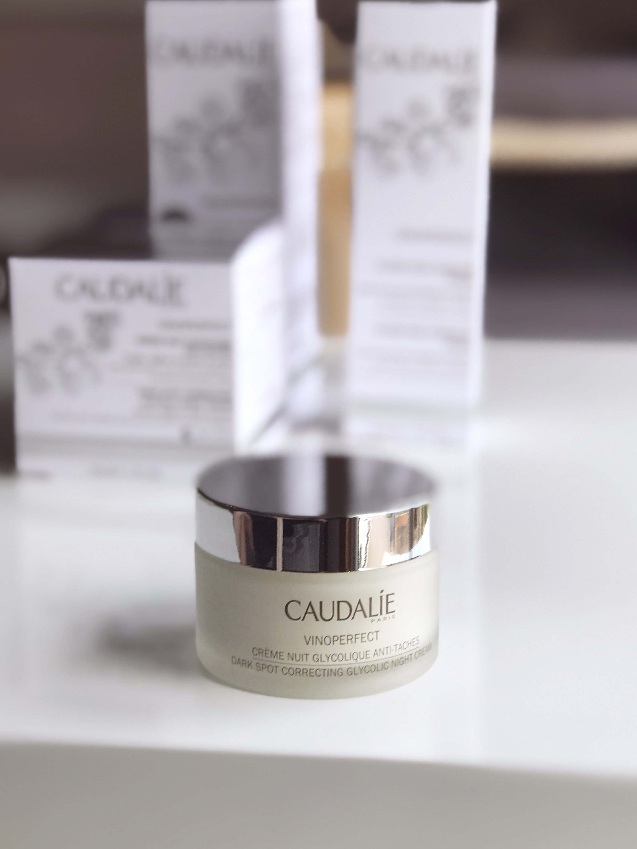 Caudalie Dark Spot Correcting Glycolic Night Cream