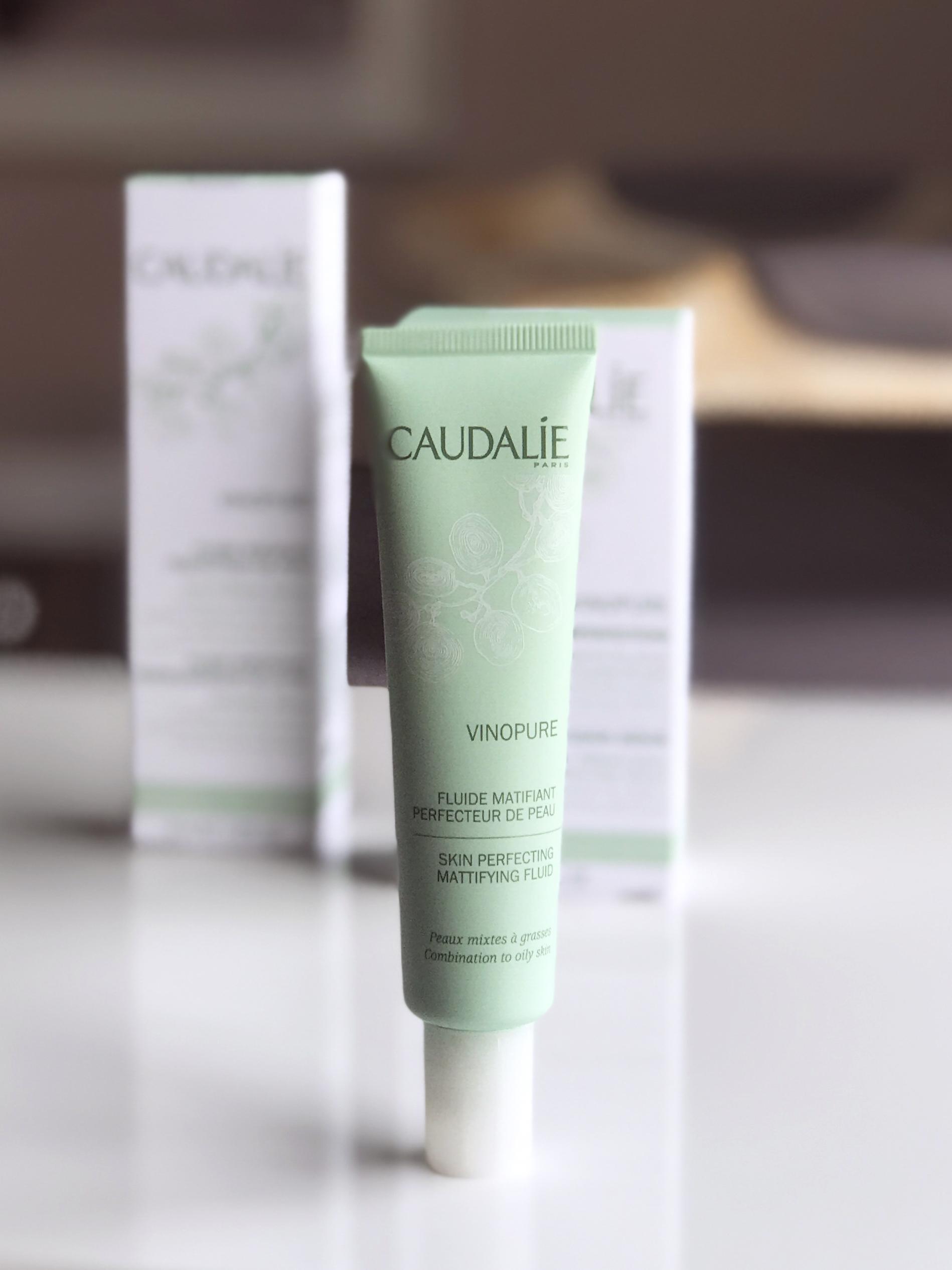 Caudalie Skin Perfecting Mattifying Fluid