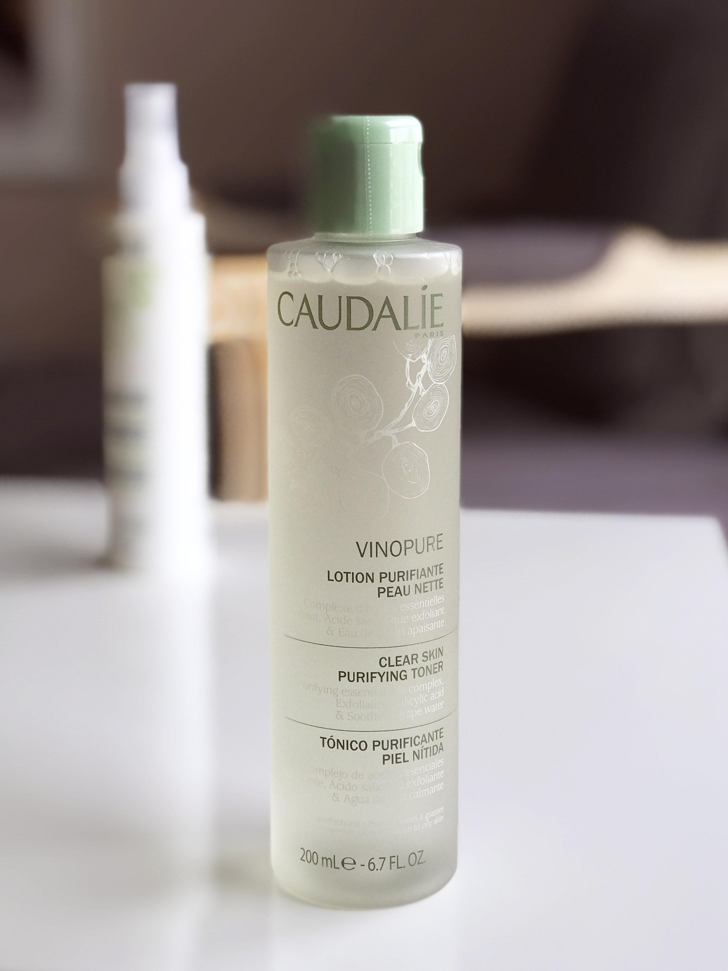 Caudalie Clear Skin Purifying Toner