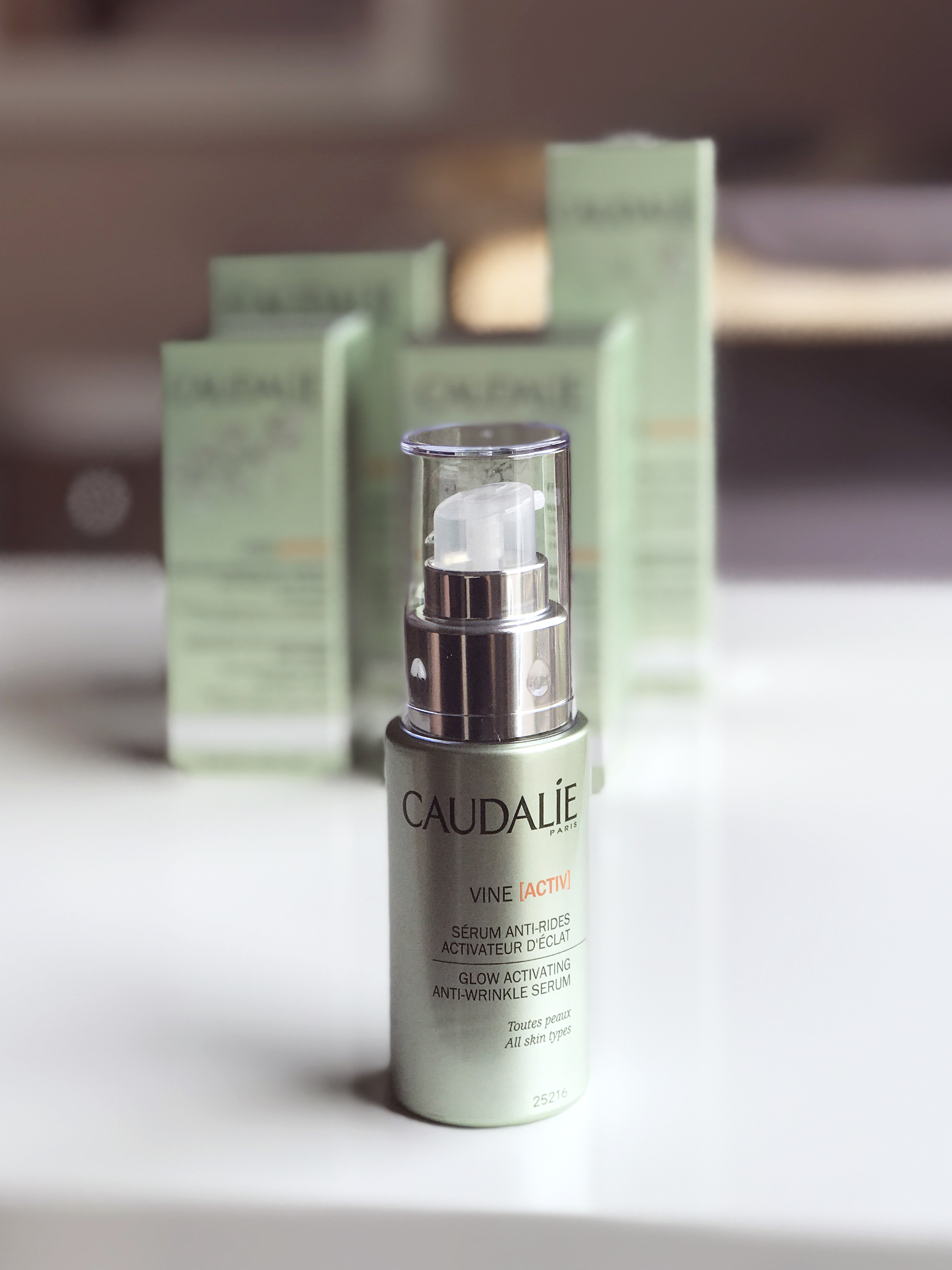 Caudalie Glow Activating Anti-Wrinkle Serum