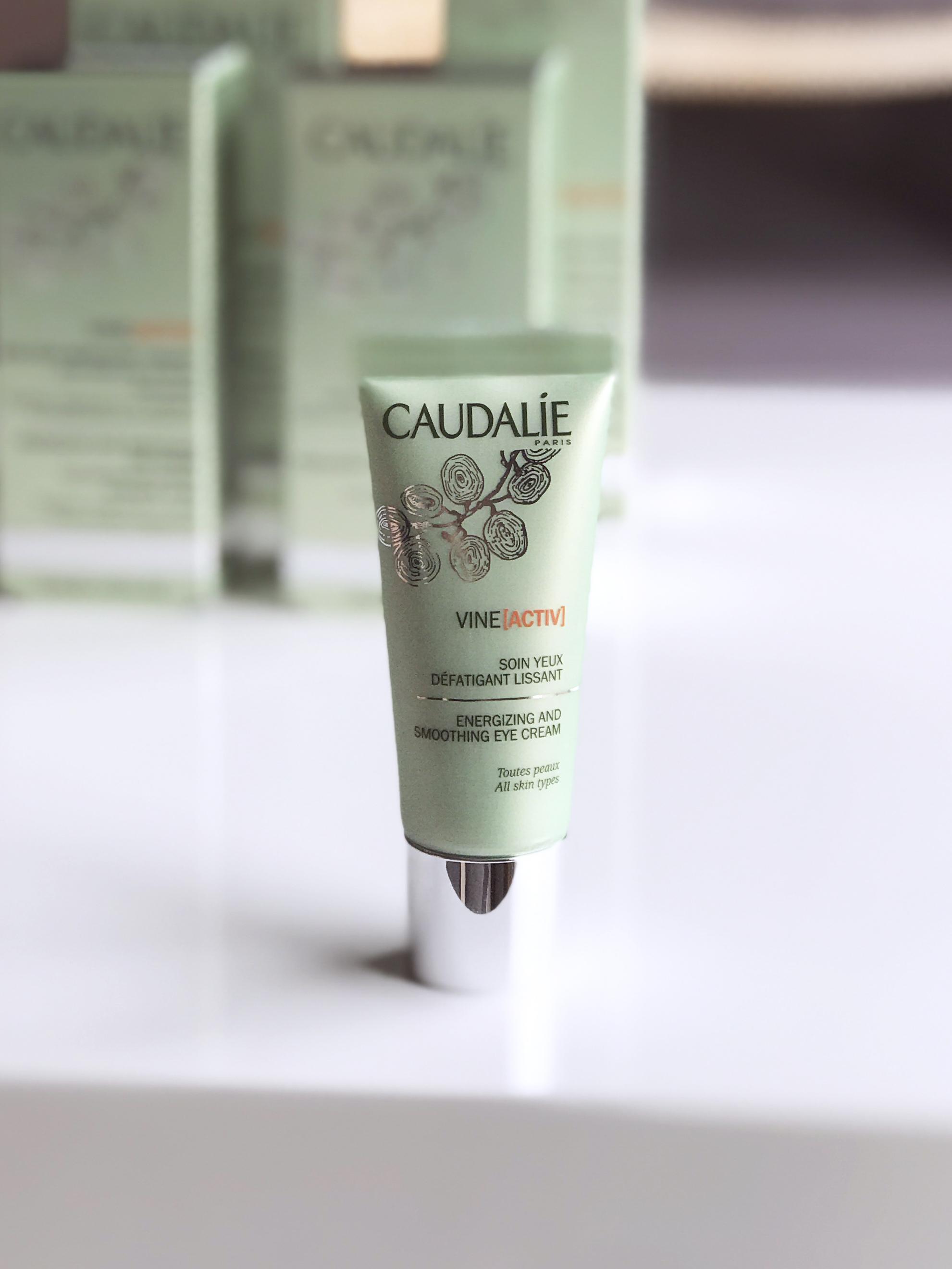 Caudalie Energising and Smoothing Eye Cream