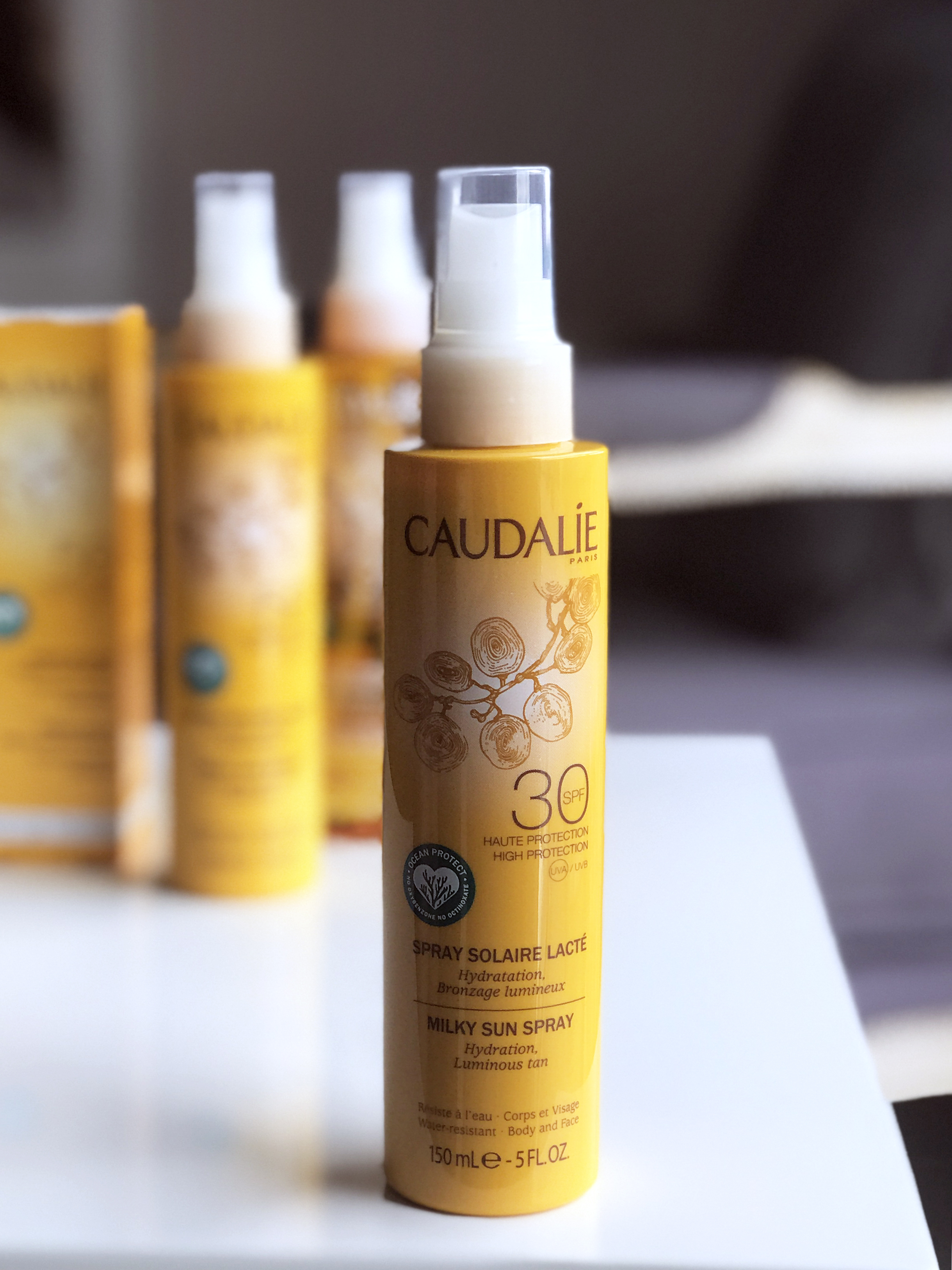 Caudalie Milky Sun Spray SPF 30