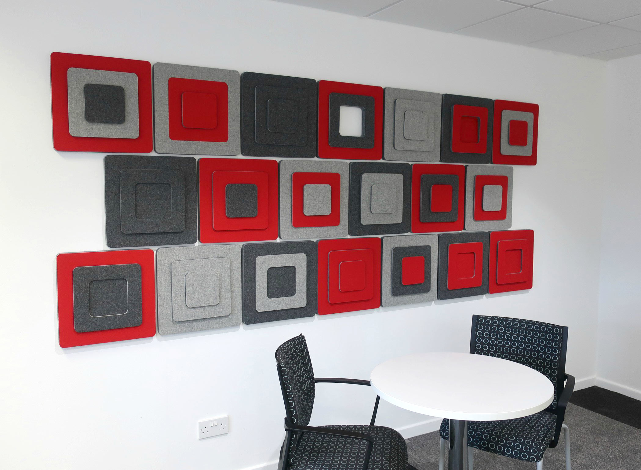 Office Acoustic Tiles
