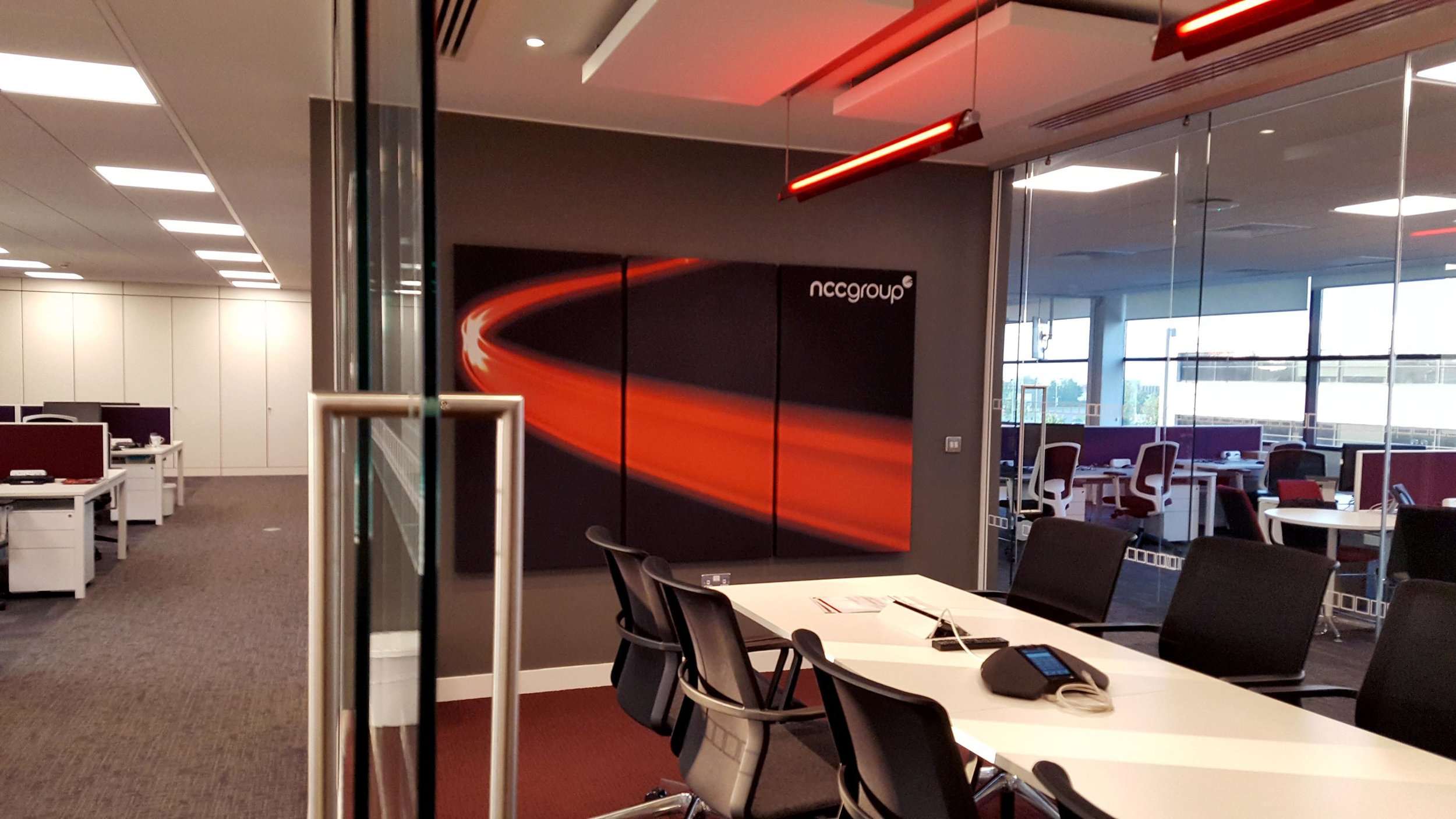 Boardroom Acoustic Panels