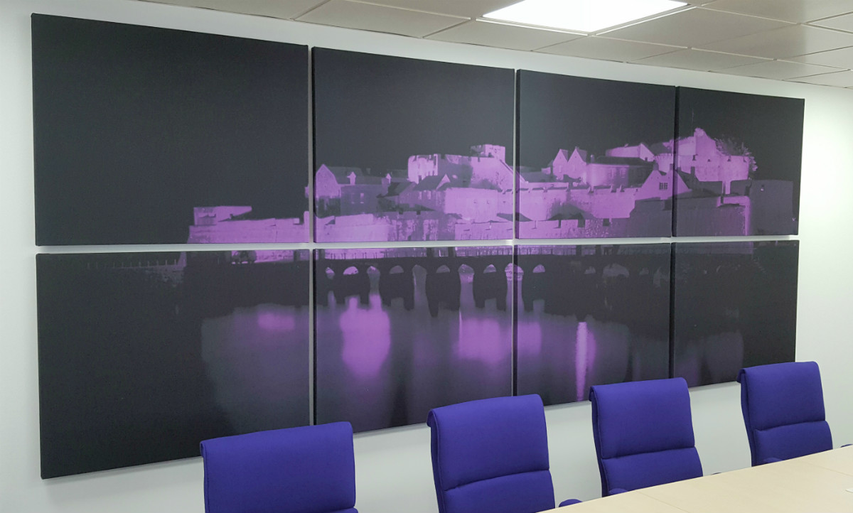 Acoustic Wall Panels Office