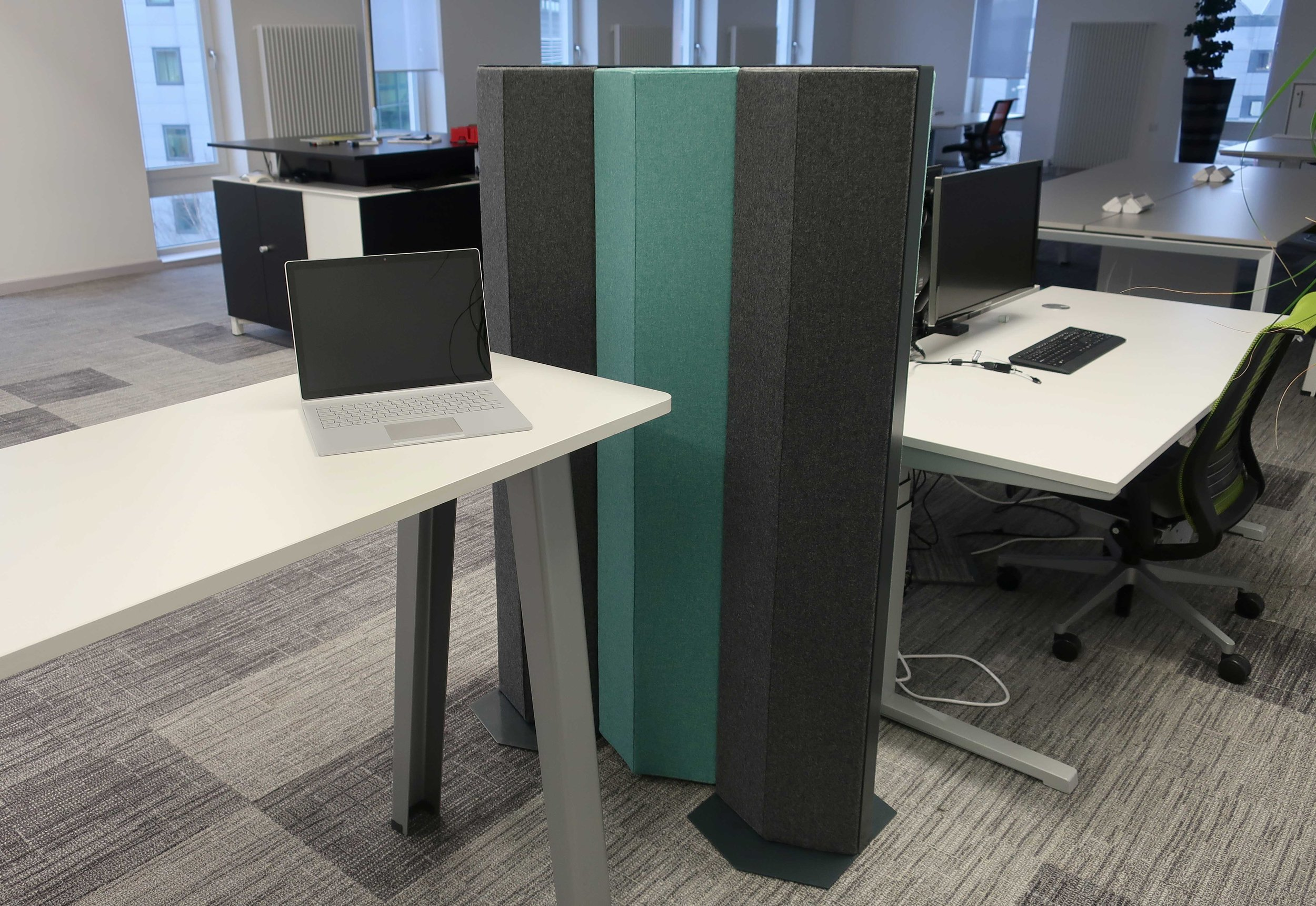 Office Acoustic Screen