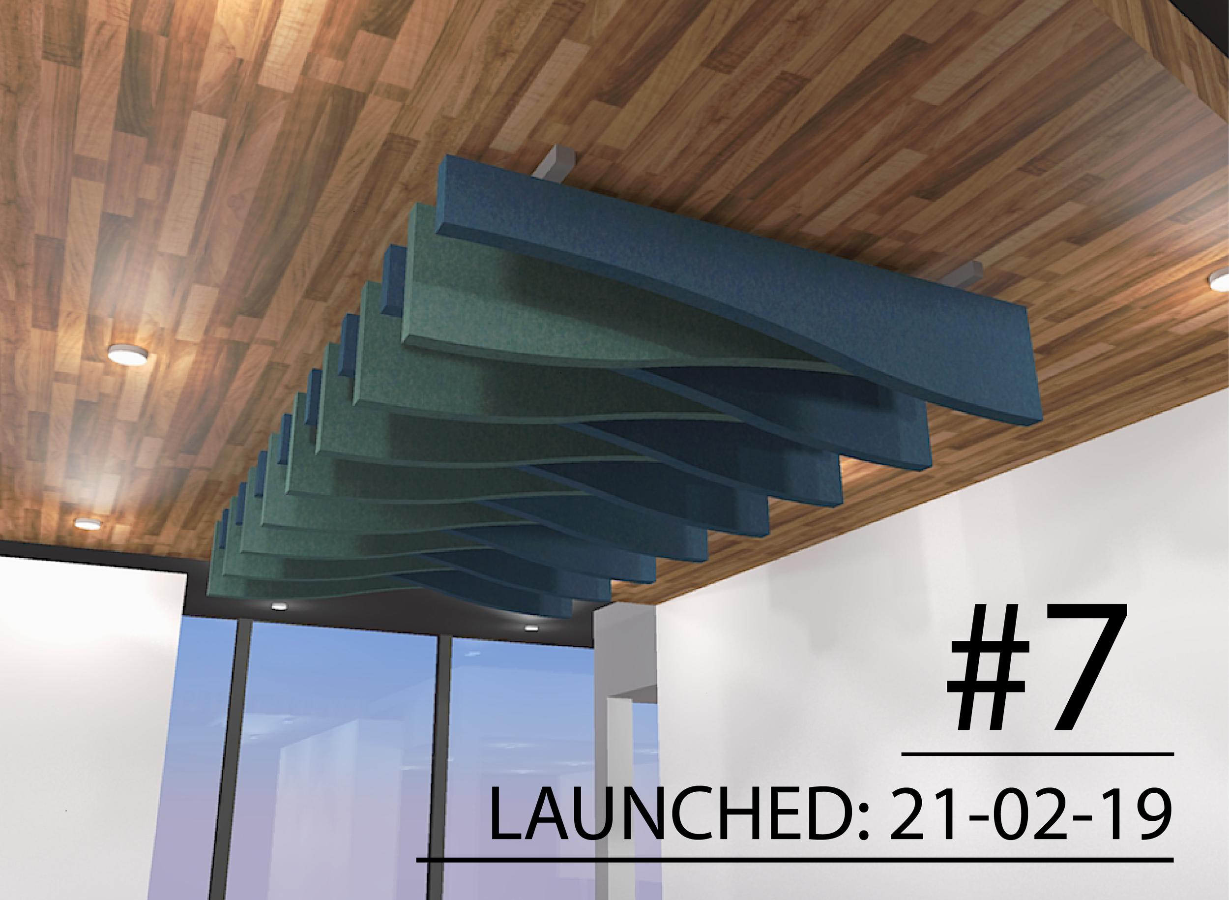 AgileRAFT - Acoustic Ceiling Raft