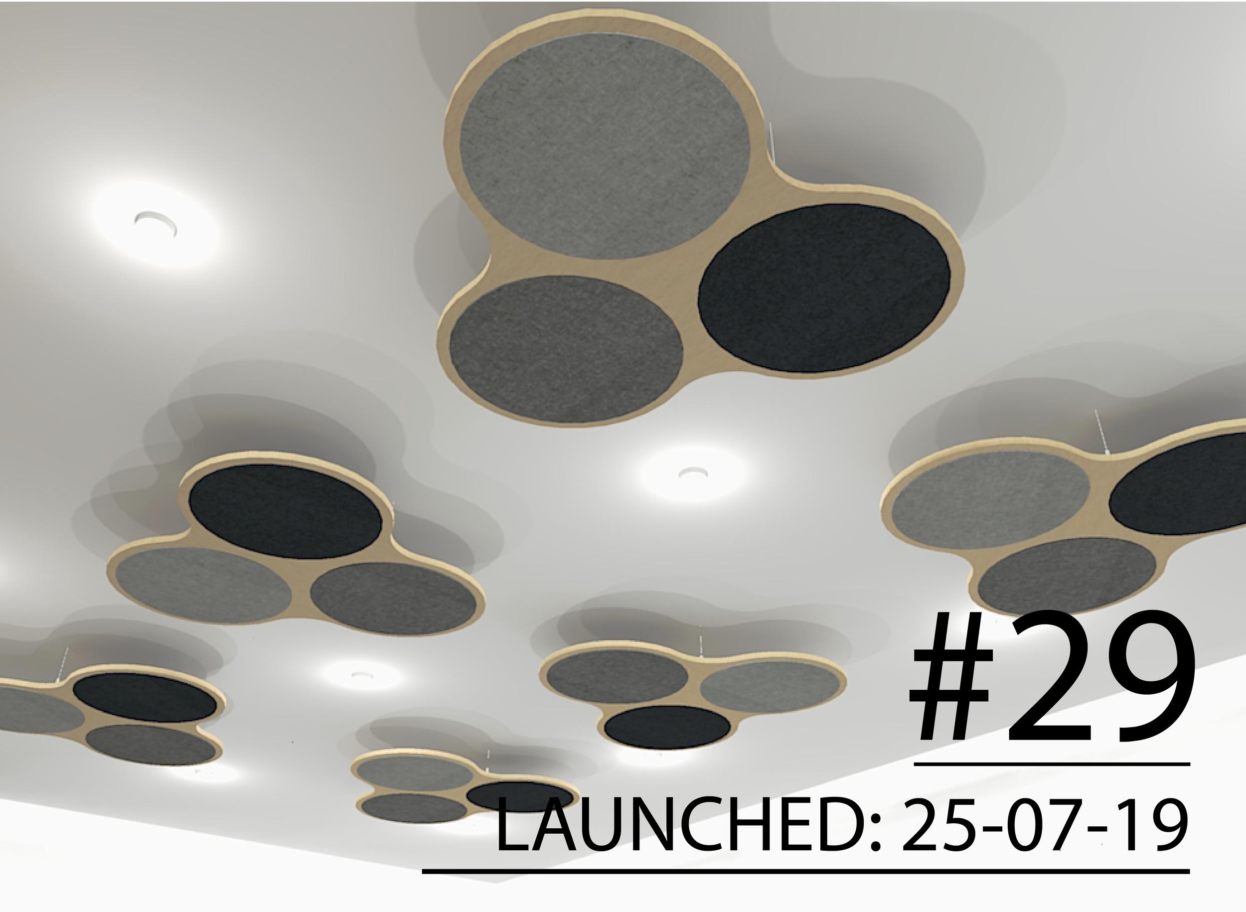 AgileGRID - Acoustic Ceiling Panles