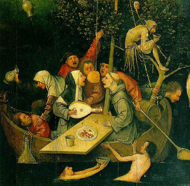 Hieronymus Bosch - Ship of Fools