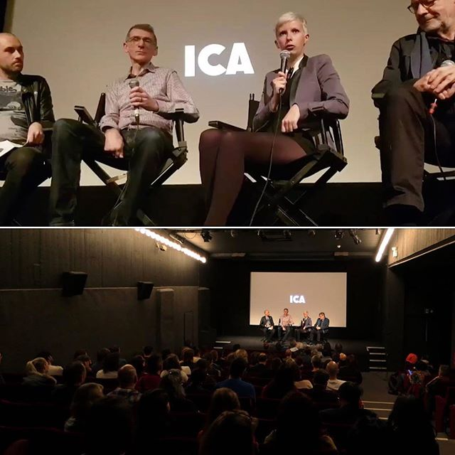 Thanks to everyone who attended the premiere of Art & Mind at ICA! . Showing this week in the UK, USA, Germany and Sweden. Info & tickets art-mind.co.uk . Art & Mind is a journey into art, madness and the unconscious. An exploration of visionary artists and the creative impulse. . . . #artmindfilm #hieronymusbosch #vangogh #salvadordali #williamblake #munch #bosch #bruegel #flemishpainting #flemishfriday #flemishmasters #renaissance #pieterbruegel #documentary #indiefilm #outsiderartist #arthistory #artandmindfilm #arthistorian #arthistorynerd #storiadellarte #historiadelarte #histoiredelart #artdocumentary #artfilm #newfilm #nowshowing #filmpremiere #carljung #sigmundfreud