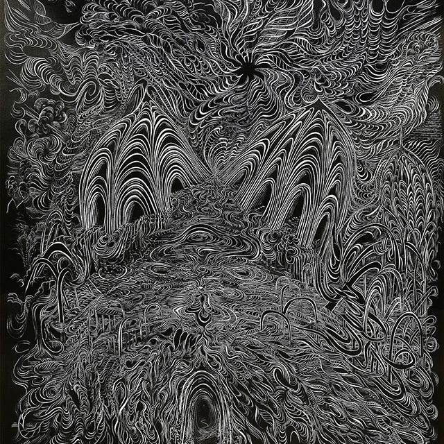 Visionary artist Cathy Ward's incredibly intricate artwork is featured in Art & Mind. . Out now in cinemas worldwide, tickets & info via art-mind.co.uk . Art & Mind is a journey into art, madness and the unconscious. An exploration of visionary artists and the creative impulse. . . . #artmindfilm #cathyward #outsiderart #artbrut #arthistory #storiadellarte #historiadelarte #histoiredelart #rawvisionmagazine #outsiderartfair #artbrutmuseum #outsiderartist #artsingulier #hieronymusbosch #bosch #bruegel #flemishpainting #documentary #outsiderartist #newcontemporaryart #artandmindfilm #arthistorian #arthistorynerd #artdocumentary #artfilm #drawing #womensart#contemporaryart #contemporaryartist#drawingwhilefemale