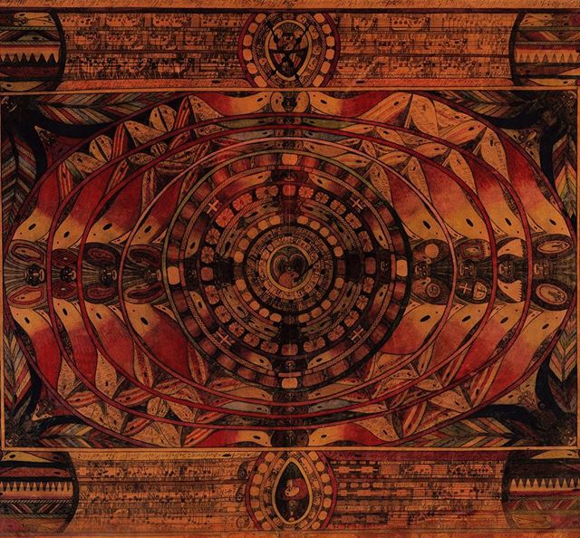 Artwork from Adolf Wölfli's monumental 25,000-page work, created while interned in a Swiss asylum at the beginning of the 20th century. . Featured in Art & Mind film, out now in cinemas. . Art & Mind is a journey into art, madness and the unconscious. An exploration of visionary artists and the creative impulse. . art-mind.co.uk . . #artmindfilm #adolfwolfli #adolfwölfli #outsiderartist #rawvisionmagazine #outsiderart #artbrut #outsiderartfair#collectiondelartbrut #WaldauMentalAsylum #museelam #artbrutmuseum #outsiderartist #artsingulier #newcontemporaryart #selftaughtart #arthistorian #arthistorynerd #arthistory #storiadellarte #historiadelarte #histoiredelart #artdocumentary #artfilm #kunst #arte #visionaryart  #hieronymusbosch  #williamblake #dali