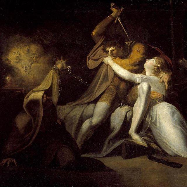 Henry Fuseli - Percival Delivering Belisane from the Enchantment of Urma - 1783. . Featured in Art & Mind film, out now in cinemas. . art-mind.co.uk . . .  #artmindfilm #henryfuseli #fuseli #18thcenturyart #classicalpainting #historiadelarte #histoiredelart  #19centuryart  #darkartist #darkart  #arthistorian #arthistorynerd #arthistory #storiadellarte #classicartworks #artdocumentary #artfilm #visionaryart  #realismofantastico #weirdart  #beautifulbizarre #darkromanticism #peintres #masterpiece #unjouruneoeuvre  #hieronymusbosch #williamblake #dali #outsiderart #artbrut