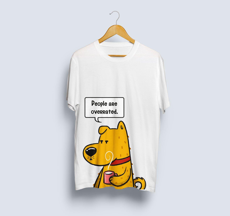 Ken & Chip T-shirt Men - ₹499