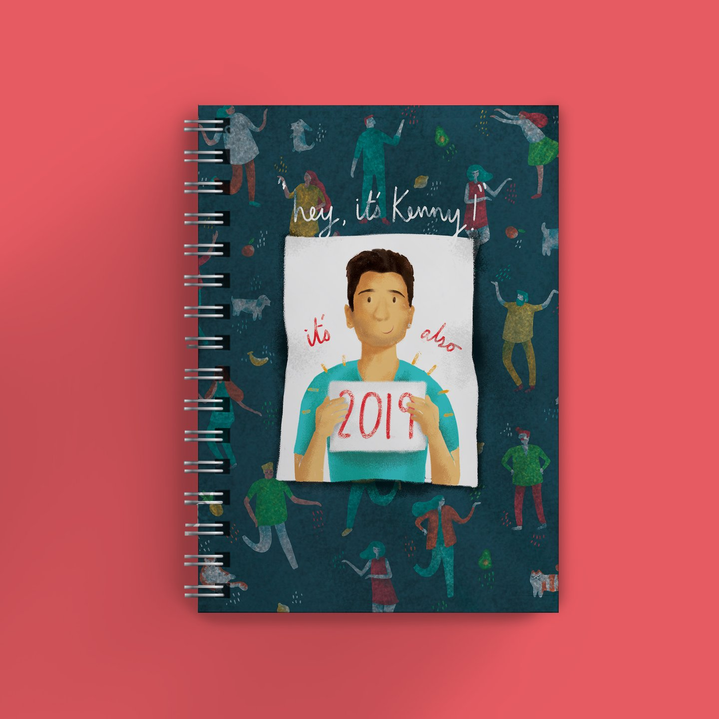 Kenny Sebatian Journal/Planner - ₹1499