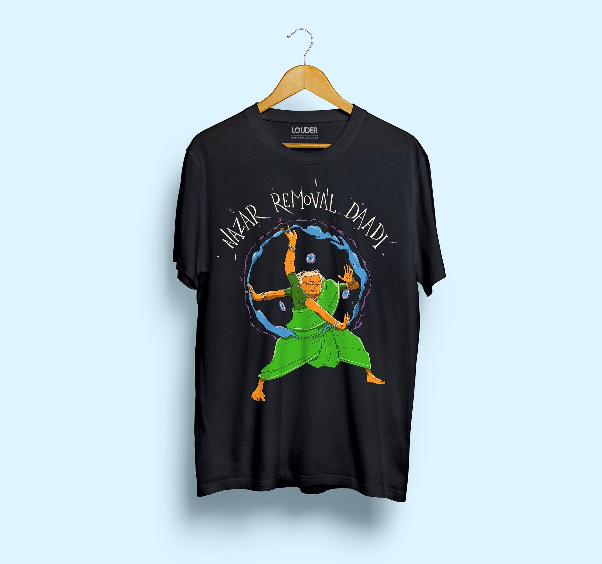 Nazar Removal T-shirt - ₹499