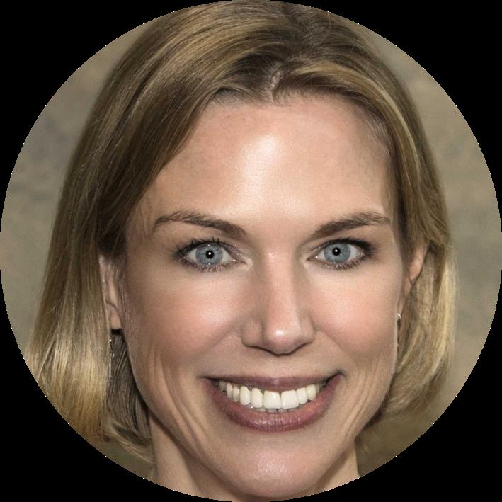 Valerie Hoffman,   Head of Research  LinkedIn