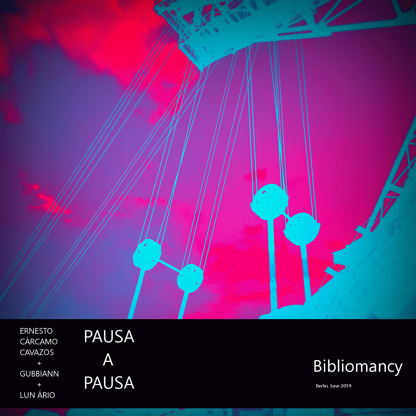 "Bibliomancy (2019) - Improvisational compilation as part of ""Pausa A Pausa"" with Gubbiann and Lun Ário1. session #01 19.06.20192. session #02 19.06.20193. session #01 14.06.20194. session #02 14.06.2019"