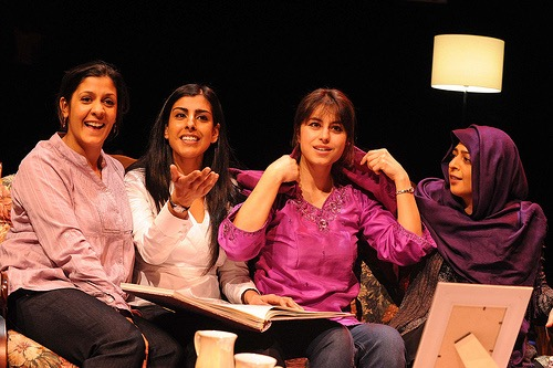 Sisters Sheffield Crucible Theatre
