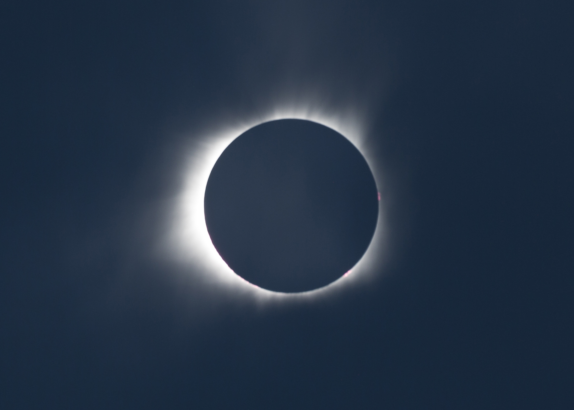 2017 Total Solar Eclipse -