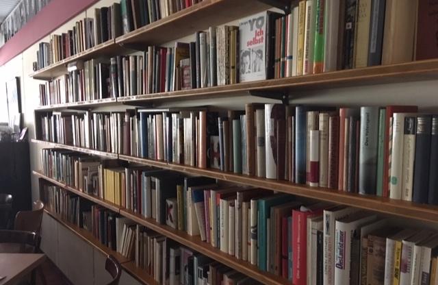 Aus unserer Schatzkiste - In loser Folge stellen wir hier Werke von Autoren aus unserer Bibliothek vor, die (wieder-) zu entdecken lohnt.