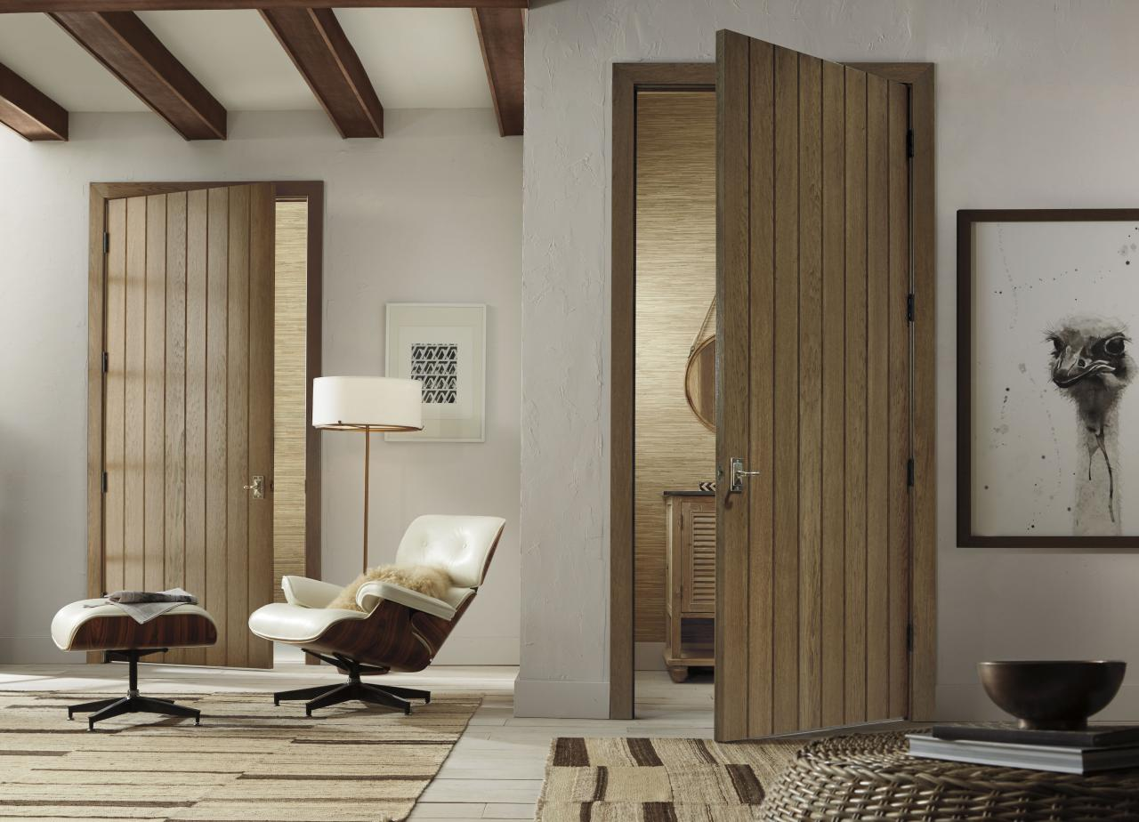 """Trustile - """"Once you see the impact well-designed interior doors can have on a home, you'll never look at the doors the same way"""" TruStile."""