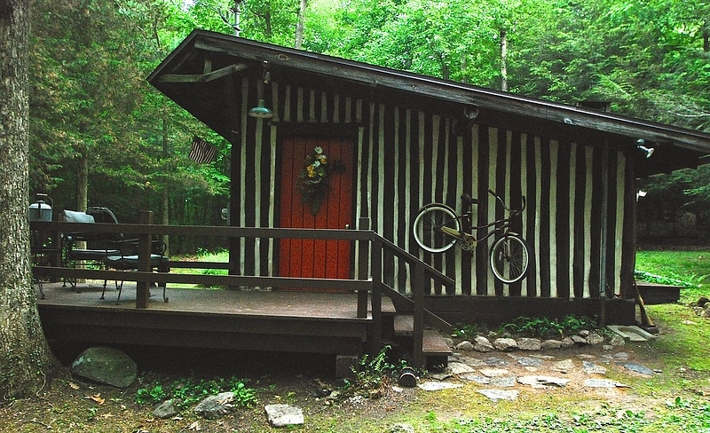 Updating a 1950's cabin for 21st-century living - 2015