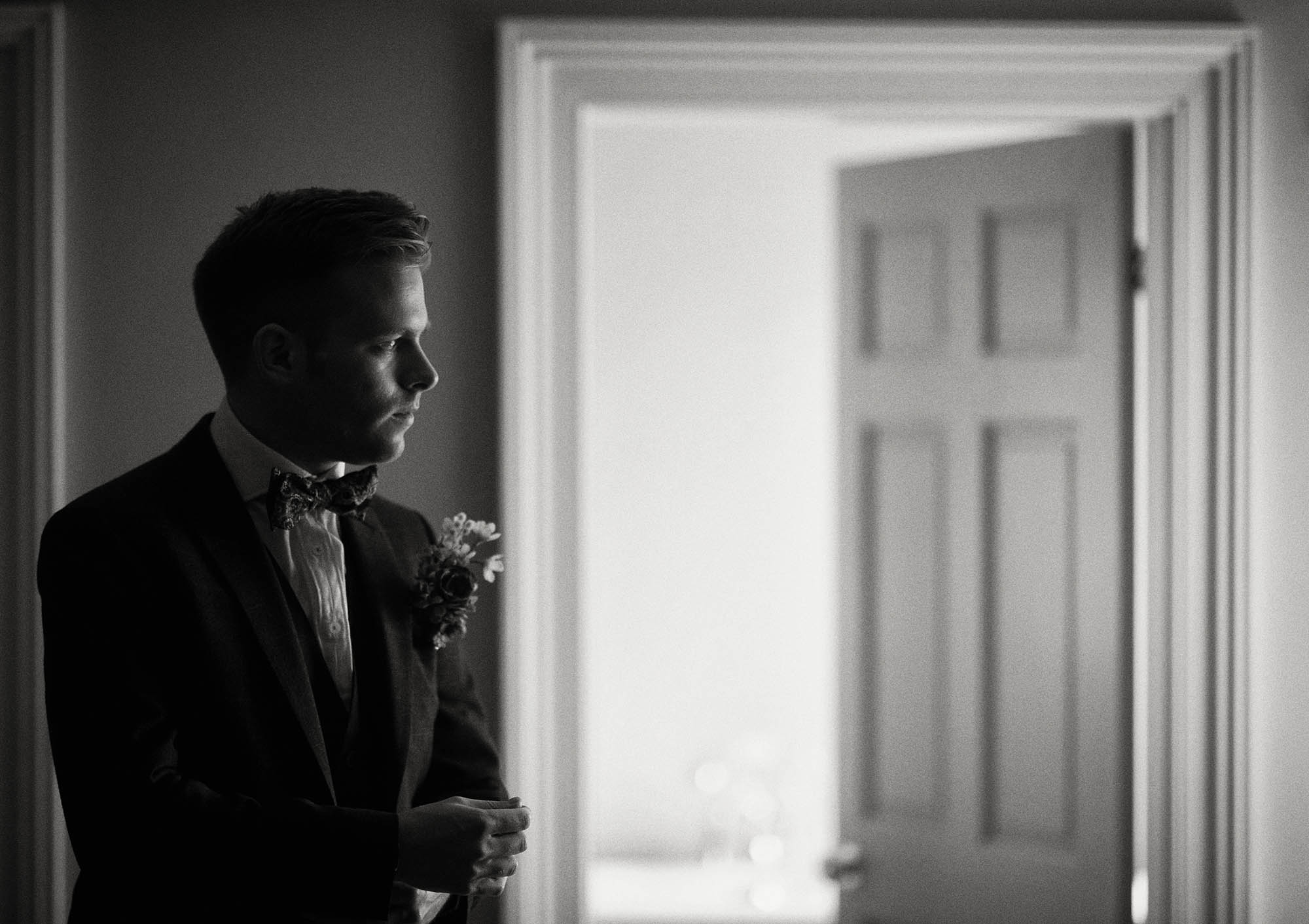 rise hall wedding groom photographer.jpg