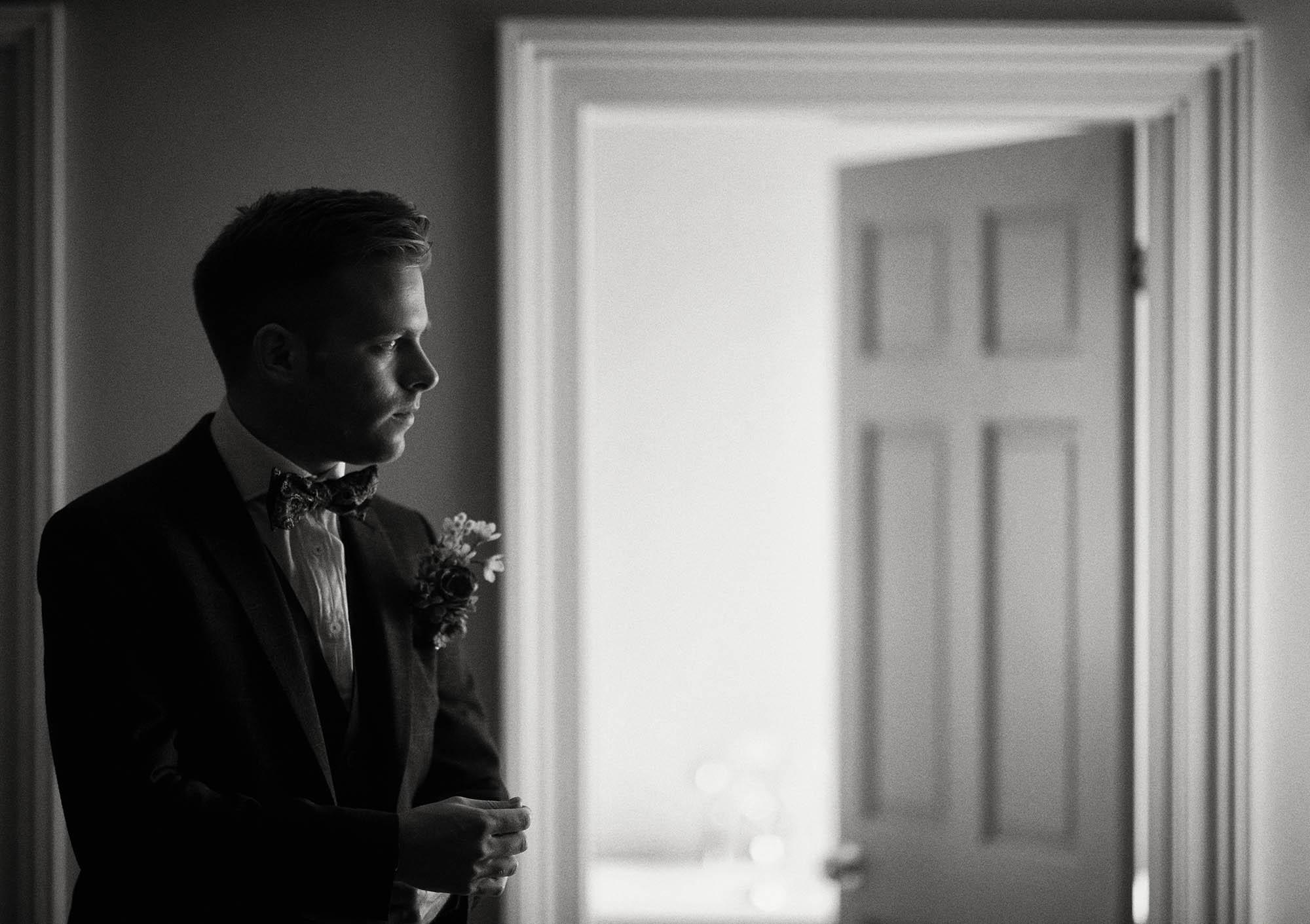 rise hall wedding groom photographer.jpg