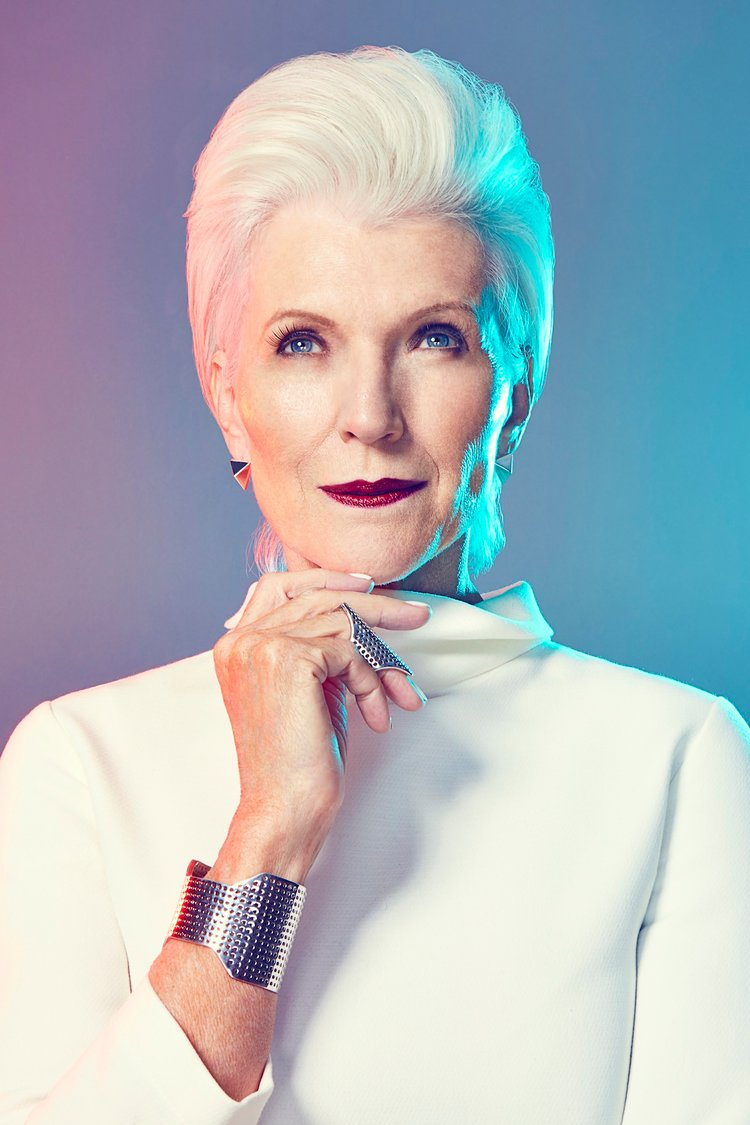 Model Maye Musk becomes a CoverGirl at 69