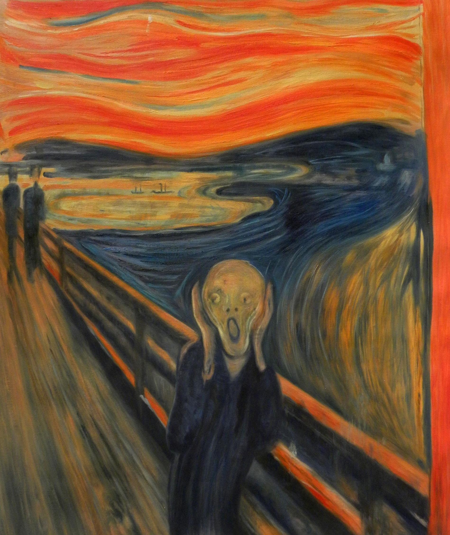 Edvard Munch | The Scream (1893)